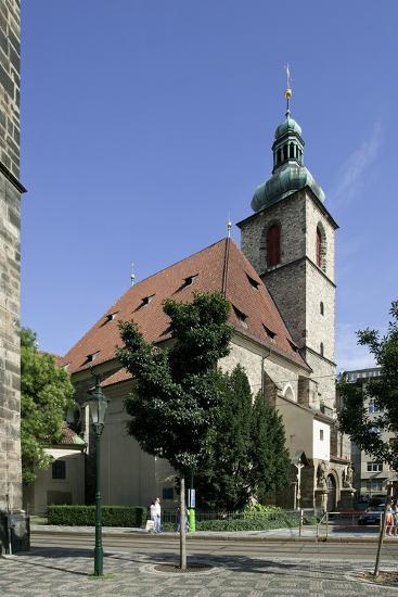 Church of St. Henry and St. Cunigunde, Prague, Czech Republic--Photographic Print