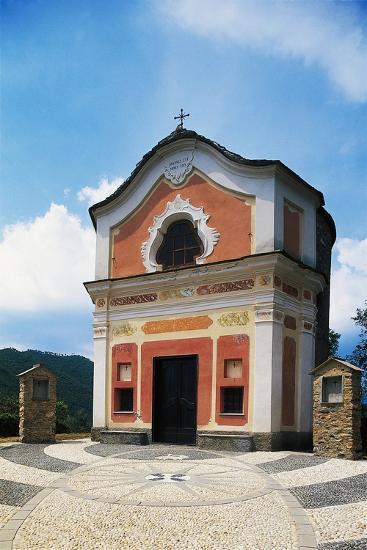 Church of St John Baptist, Ortovero, Liguria, Italy--Giclee Print