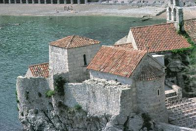 Church of St. Mary in Punta, Built in 1221--Photographic Print