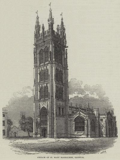 Church of St Mary Magdalene, Taunton--Giclee Print