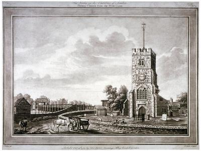 Church of St Mary, Putney, Wandsworth, London, 1783-Robert Laurie-Giclee Print