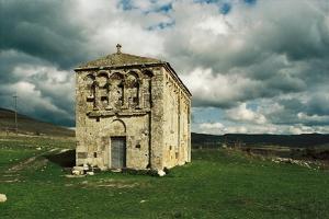 Church of St Nicholas of Trullas, 12th-13th Century, Romanesque Style, Semer, Sardinia, Italy
