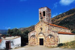 Church of St Peter, 11th Century, Romanesque Style, Bosa, Sardinia, Italy