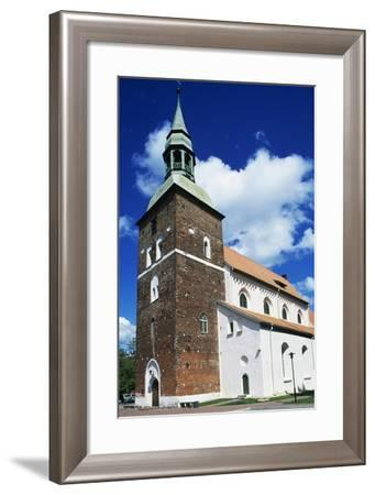Church of St Simon--Framed Giclee Print