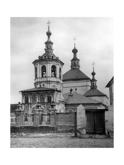 Church of the Assumption of the Most Holy Theotokos, Moscow, Russia, 1882- Scherer Nabholz & Co-Giclee Print