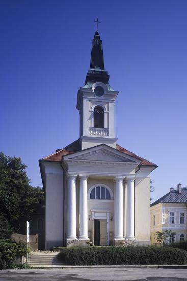 Church of the Exaltation of the Holy Cross, Franti?kovy L?zn?, Czech Republic--Photographic Print