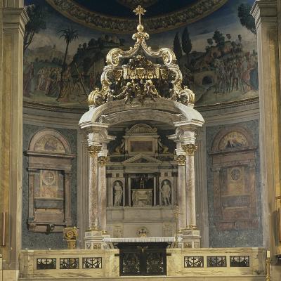 Church of the Holy Cross of Jerusalem-Domenico & Pietro Gregorini & Passalacqua-Photo