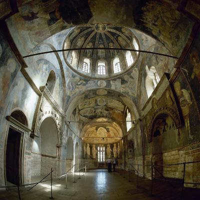 Church of the Holy Saviour in Chora, Parecclesion, Istanbul--Giclee Print