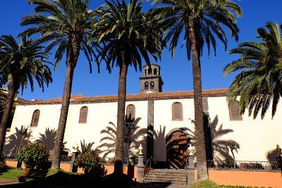 Church of the Immaculate Conception, San Cristobal De La Laguna, Tenerife, Canary Islands, Spain-Carlo Morucchio-Photographic Print