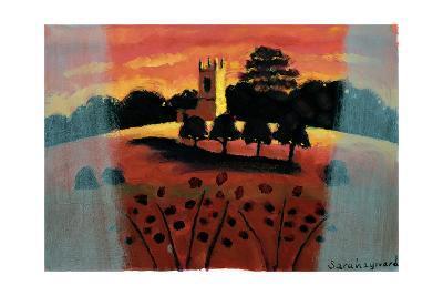 Church on the Severn-Sara Hayward-Giclee Print