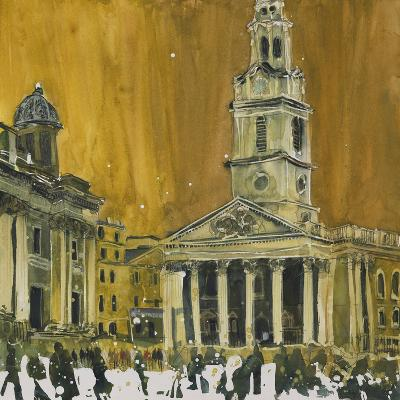Church on the Square, London-Susan Brown-Giclee Print