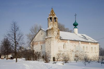 Church Within the Convent of the Intercession, Founded in 1364, Suzdal, Golden Ring, Russia--Photographic Print