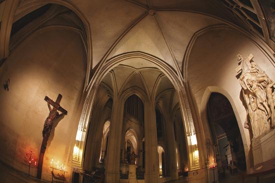 Church-Sebastien Lory-Photographic Print