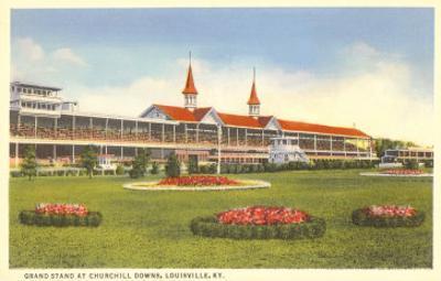 Churchill Downs, Louisville, Kentucky