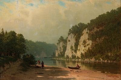 Chusovaya River-Pyotr Petrovich Vereshchagin-Giclee Print