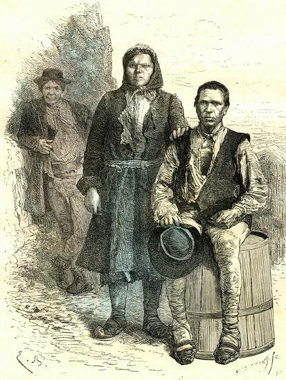 Cici, Italy, 19th Century--Giclee Print