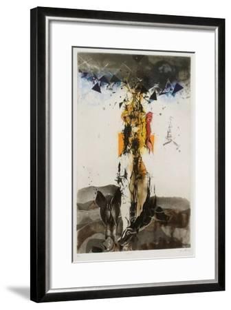 Ciel pris-Karl Brandstätter-Framed Limited Edition