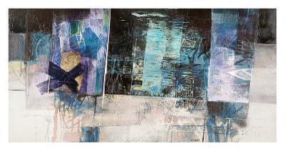 Cieli ed oceani-Giuliano Censini-Art Print