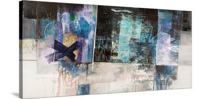 Cieli ed oceani-Giuliano Censini-Stretched Canvas Print