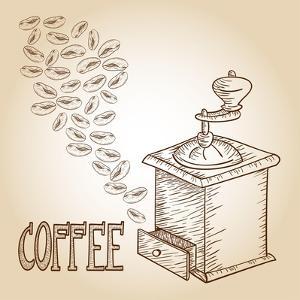 Coffee Sketch by cienpies