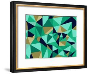 Trendy Abstract Geometric Pattern by cienpies