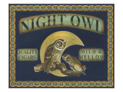 Cigar Labels II--Art Print