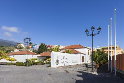 Cigar Museum of Brena Alta, San Pedro, La Palma, Canary Islands, Spain, Europe-Gerhard Wild-Photographic Print
