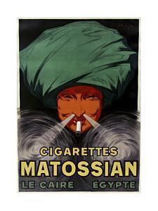 Cigarettes Matossian
