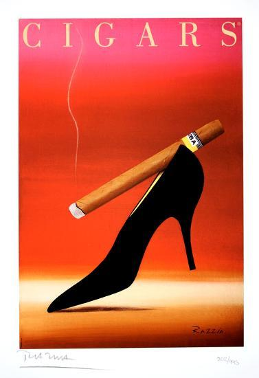 Cigars-Razzia-Collectable Print