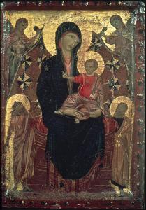 Madonna And Child by Cimabue