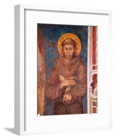 St. Francis (Detail)