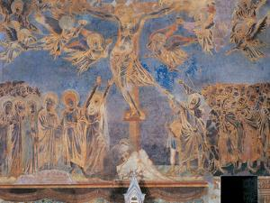 The Crucifixion by Cimabue
