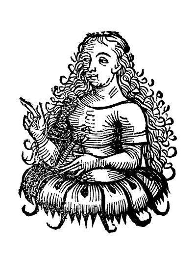 Cimmerian Sibyl, 1493--Giclee Print