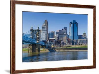 Cincinnati, Ohio, USA-Anna Miller-Framed Photographic Print