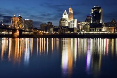Cincinnati-benkrut-Photographic Print