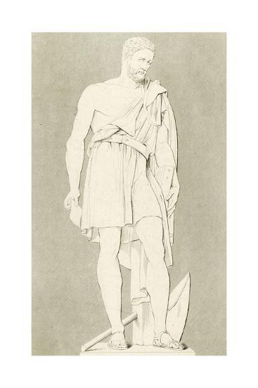 Cincinnatus-George Cooke-Giclee Print