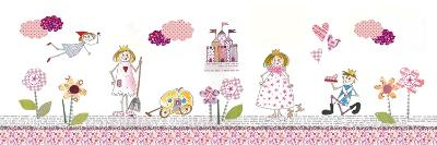 Cinderella-Effie Zafiropoulou-Giclee Print