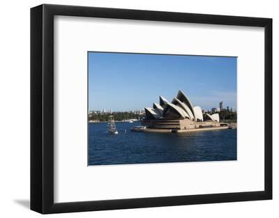 Australia, Sydney. Harbor Area, Landmark Sydney Opera House