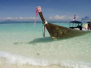 Bamboo Island, Phuket, Andaman Sea, Thailand by Cindy Miller Hopkins