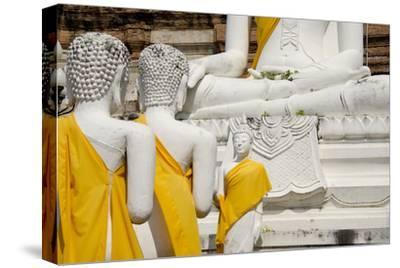 Buddha Statue, Wat Phra Chao Phya-Thai, Ayutthaya, Thailand