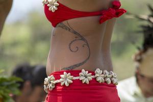 Easter Island, Rapa Nui NP. Anakena, Polynesian Folkloric Show by Cindy Miller Hopkins