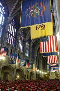 Exterior of the Cadet Chapel, West Point Academy, New York, USA by Cindy Miller Hopkins