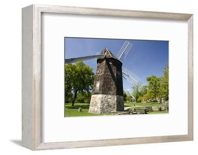 Farris Windmill, Greenfield Village, Dearborn, Michigan, USA