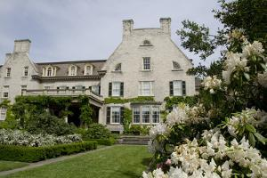 George Eastman House, International Museum of Photography and Film, Rochester, New York, USA by Cindy Miller Hopkins