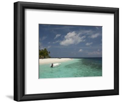 Island of Kuda Bandos, North Male Atoll, Maldives
