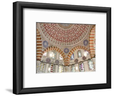 Mausoleum of the Sultans, Aya Sofya, Circa 1566-1603, 16th Century Iznik Tiles, Istanbul, Turkey
