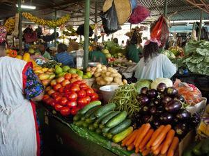 Mercado Municipal, Maputo, Mozambique by Cindy Miller Hopkins