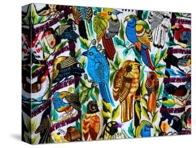 Textiles For Sale at Visitor's Center, Tikal National Park, Petan Jungle, Guatemala
