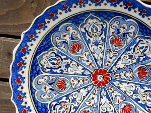 Traditional Bulgarian Handicraft Pottery, UNESCO World Heritage Site, Nessebur, Bulgaria by Cindy Miller Hopkins