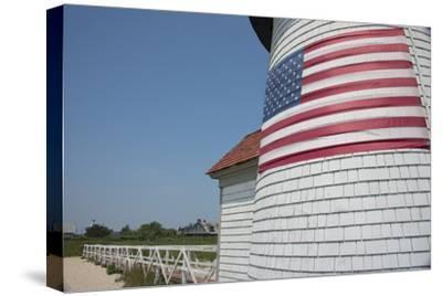 USA, Massachusetts, Nantucket. Brant Point lighthouse.